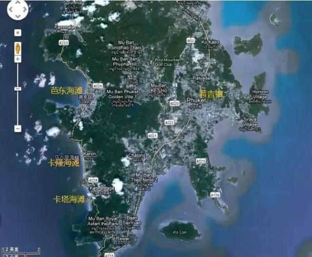 海岛游----泰国普吉岛mini私家团|半自助5晚6天海岛首选 直飞往返